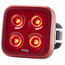 Knog Blinder MOB Four Eyes Fietsverlichting rode LED rood